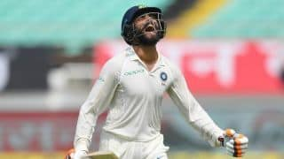Today I told myself to get a maiden Test hundred: Ravindra Jadeja