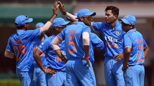 Report: India A go top after rain abandons match against South Africa A