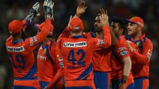 Gujarat Lions vs Kings XI Punjab, Live Cricket Score Updates & Ball by Ball commentary, IPL 2016: Match 28 at Rajkot