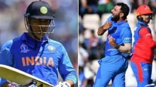 Bowling coach Arun explains Shami's resurgence, defends Dhoni's slow batting