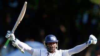 Kumar Sangakkara regains No.1 ranking in ICC Test batsmen ratings