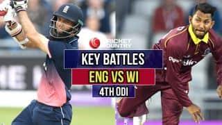 England vs West Indies, 4th ODI: Moeen Ali vs Devendra Bishoo and other key battles