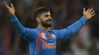 ICC selects Virat Kohli as captain of men's team for T20 World Cup 2016