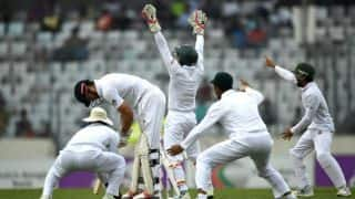 Bangladesh vs England, 2nd Test: Mehedi Hasan pushes visitors on back-foot after hosts suffer collapse