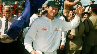 Steve Waugh's defining double hundred that brought down the might of the West Indian empire