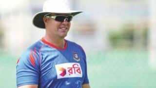 BCB looking to replace Heath Streak with new bowling coach