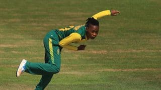 South Africa's Raisibe Ntozakhe suspended for illegal bowling action