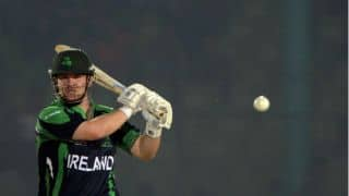 Ireland edge past Afghanistan by 6 wickets in 3rd ODI; keep series alive
