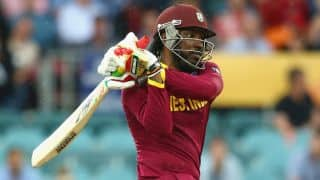 Gayle draws praise from Lloyd after ICC World Cup 2015 double century