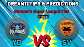 Dream11 Team Yorkshire Diamonds vs Southern Vipers Match 22 KSL 2019 KIA SUPER LEAGUE T20 – Cricket Prediction Tips For Today's T20 Match YD vs SV at Southampton