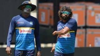 Malinga, Mathews among 10 Sri Lanka cricketers to opt out of Pakistan tour