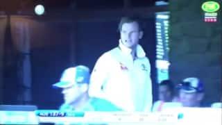 Video: Did Steven Smith call Murali Vijay a 'f**king cheat' in India-Australia 4th Test?