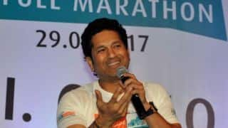 T20 Mumbai: If the rules are violated then the batting team should be fined seven runs, says Sachin Tendulkar