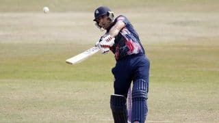 Vitality T20 Blast: Stunning Mohammad Nabi assault fires Kent to nine-wicket win over Surrey