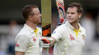 Steven Smith, Chris Rogers break Ashes record for highest 2nd wicket partnership at Lord's