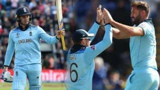 ICC CRICKET WORLD CUP 2019: Jason roy shines, England beat Bangladesh by 106 runs