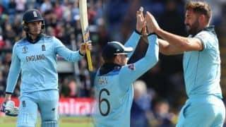 विश्व कप: जेसन की आतिशी पारी, इंग्लैंड ने बांग्लादेश को 106 रन से रौंदा