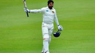 Sri Lanka declare at 533/9; take 82-run lead against Pakistan in 1st Test at Galle