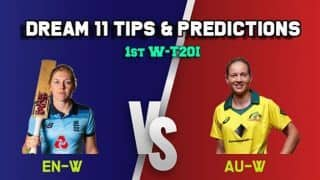 Dream11 team England women vs Australia women, 1st T20I, Women's Ashes - Cricket Prediction Tips for Today's match EN-W vs AU-W at Chelmsford