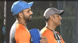 Video: हांगकांग के खिलाफ मैच के पहले टीम इंडिया ने किया जमकर अभ्यास