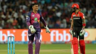 Rising Pune Supergiant (RPS) v Royal Challengers Bangalore (RCB), IPL 2017, match 34: The stranded Virat Kohli and other highlights
