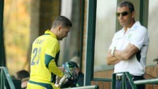 Michael Clarke hamstring injury: Scan reveals some damage
