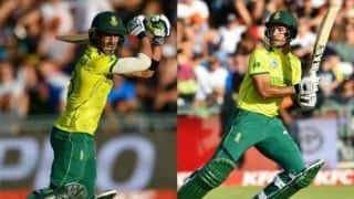Faf, Reeza star as South Africa beat Pakistan by 6 runs in 1st T20I