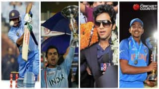India's 4 ICC Under-19 World Cup title triumphs