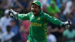 Sarfraz Ahmed: Captaining Pakistan not a burden