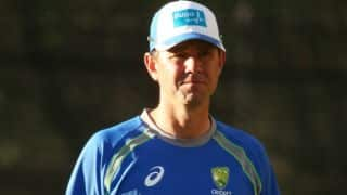 Ricky Ponting expresses desire to be Australia's head coach till T20 World Cup 2020