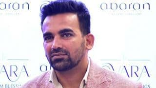Indian parameter for the Yo-Yo test pretty low: Zaheer Khan