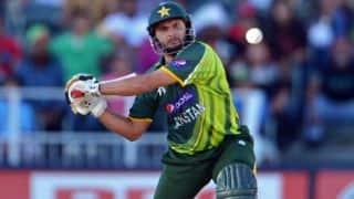 Boom Boom wins it for Pakistan