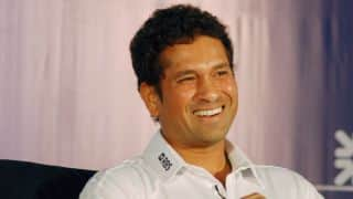 Vasu Paranjpe pays tribute to Sachin Tendulkar; recalls his century on Ranji debut