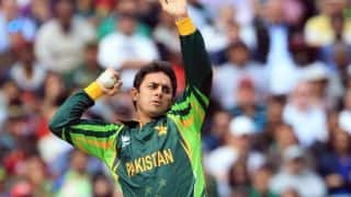Saeed Ajmal's future to be reviewed by PCB on December 8