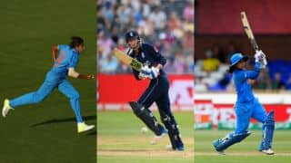 Jenny Gunn, Mithali Raj and Jhulan Goswami: Old hands in a new game