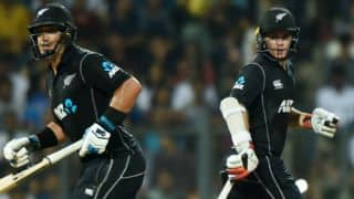 Ross Taylor happy centurion Tom Latham paid heed to his advice