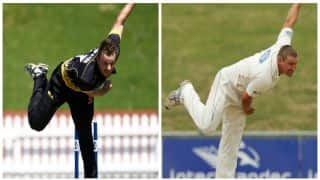 Childhood friends delighted to be part of history in New Zealand's domestic tournament