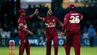 चोट के चलते बांग्लादेश के खिलाफ तीसरे वनडे से बाहर हुए आंद्रे रसेल