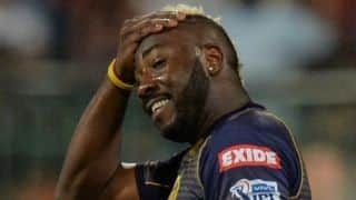 Chris Lynn gushes over KKR's 'billion-dollar' man Andre Russell