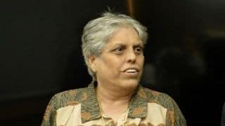 Don't see much logic behind the one-day postponement of BCCI elections: Diana Edulji