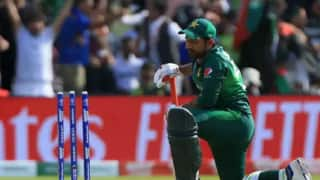 I don't think India lost to England because of us: Pakistan captain Sarfraz Ahmed