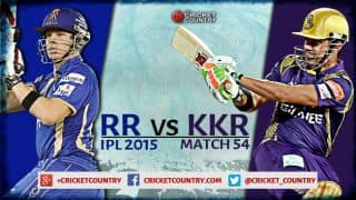 RR vs KKR, IPL 2015, Match 54 Preview: Knights look to dash Royals' hope of making it to Playoff