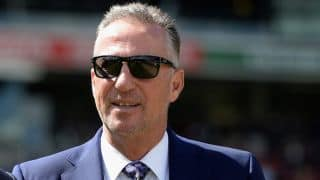 Ian Botham disappointed with Indian cricket's current state