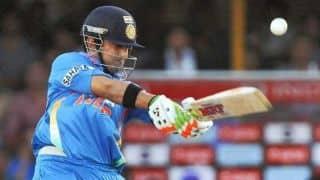 'गौतम गंभीर का वनडे-टी20 करियर मैंने खत्म किया'