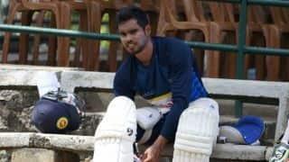 Sri Lanka Cricket board will not name Dhananjaya de Silva's replacement
