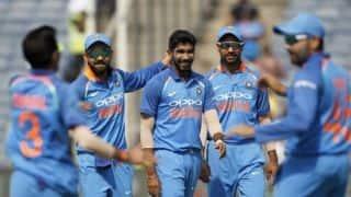 वेस्टइंडीज के निचले क्रम के बल्लेबाजों ने मैच में अंतर पैदा किया: बुमराह