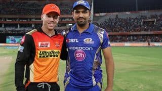 Photos: SRH vs MI, IPL 2017, Match 38 in Hyderabad