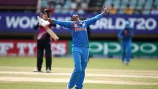 ICC Women's World T20: Rampaging India to meet formidable England in second semis