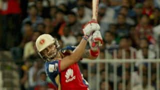 Royal Challengers Bangalore (RCB) vs Mumbai Indians (MI), IPL 2014: Malinga, Zaheer rock RCB with three early strikes