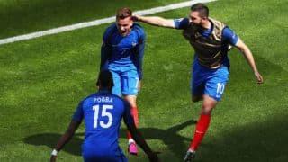 Euro 2016: Antoine Griezmann helps France go past Ireland to reach quarterfinal